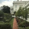 Day Four in DC-the White House and Newseum