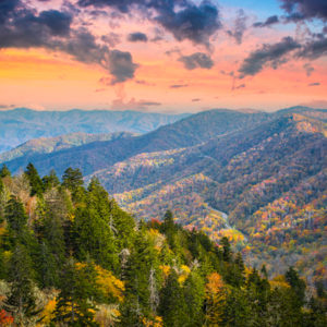 2018 TOUR: Fall Spectacular – Back roads of Kentucky and the great Smokey Mountains