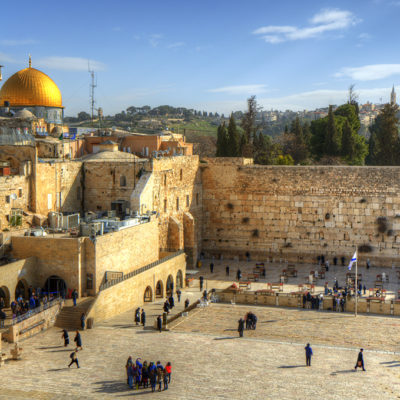 In the Steps of the Rabbi … Holy Land Tour